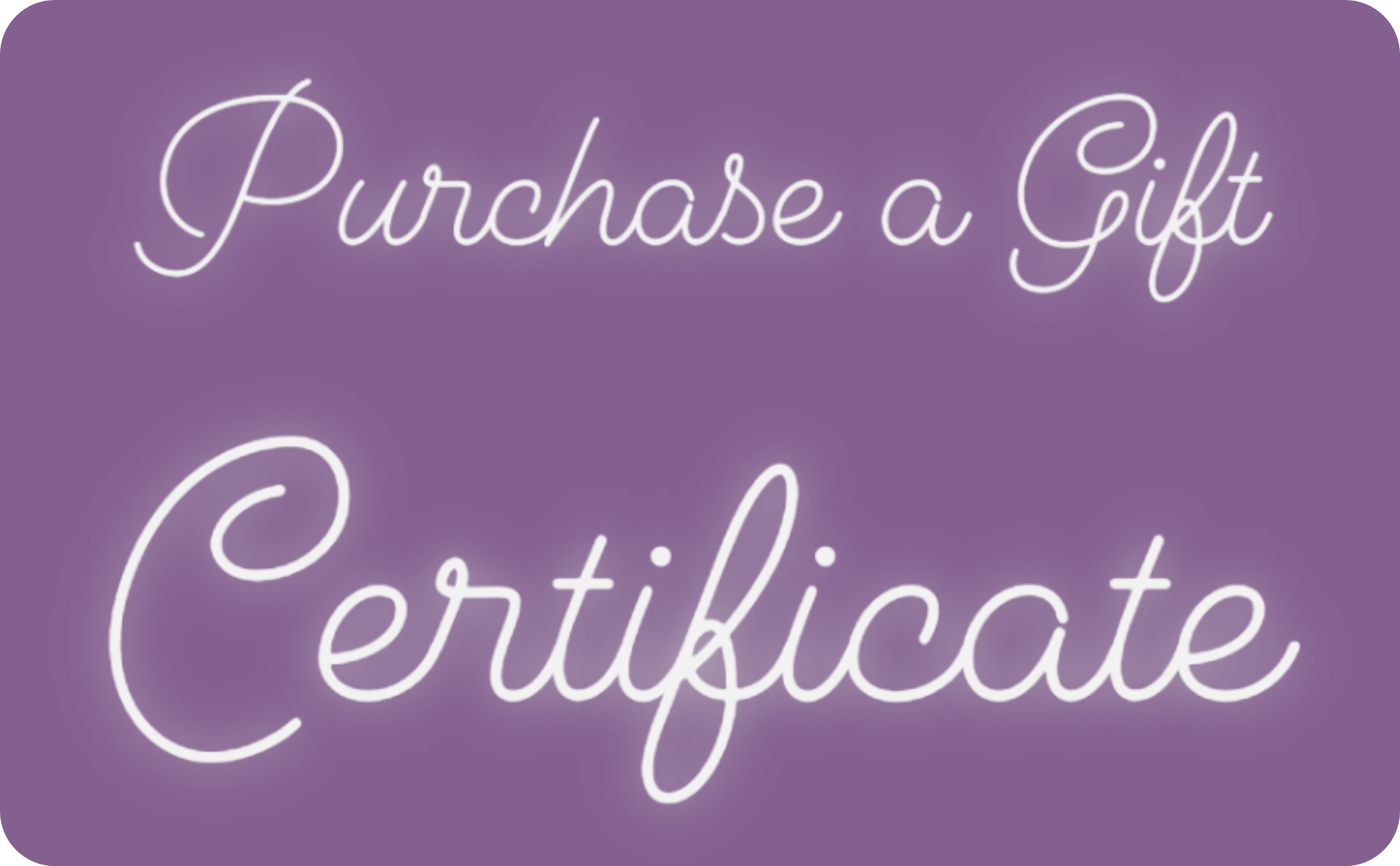 Design your gift certificate, preview it, and then send or print it immediately. It's fast and easy!